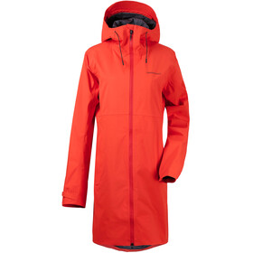 DIDRIKSONS Bea 3 Parka Women, poppy red